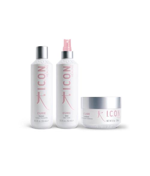 Pack ICON Cure shampoo 250 mL edición limitada