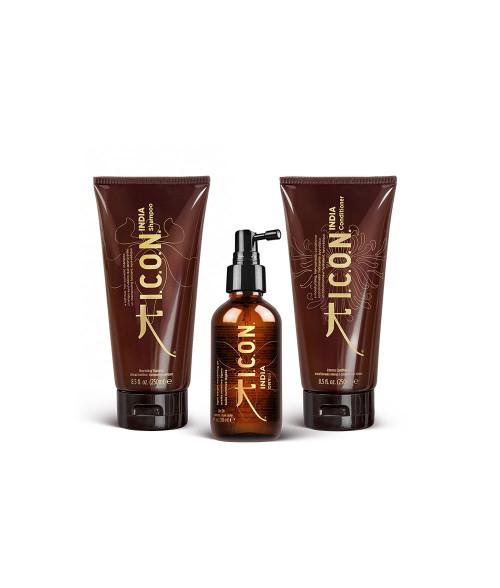 Pack ICON India pequeño & Dry oil